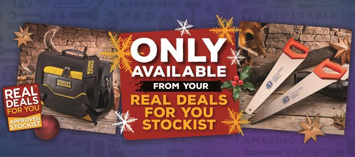 Real Deals 17 Exclusive Offers