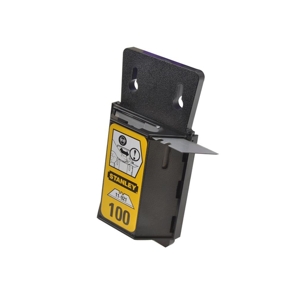 Stanley Blade Dispenser Pack 100 Wessex Fixings