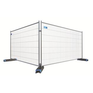 Anti Climb Heras Fencing Panel Wessex Fixings