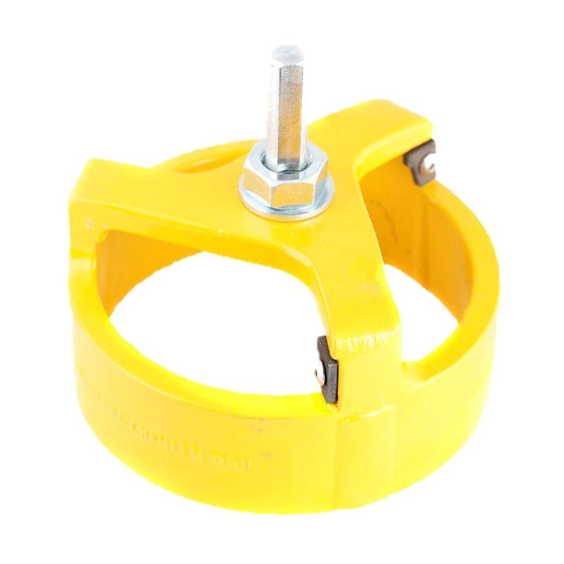 110mm Pipe Chamfer Tool Wessex Fixings
