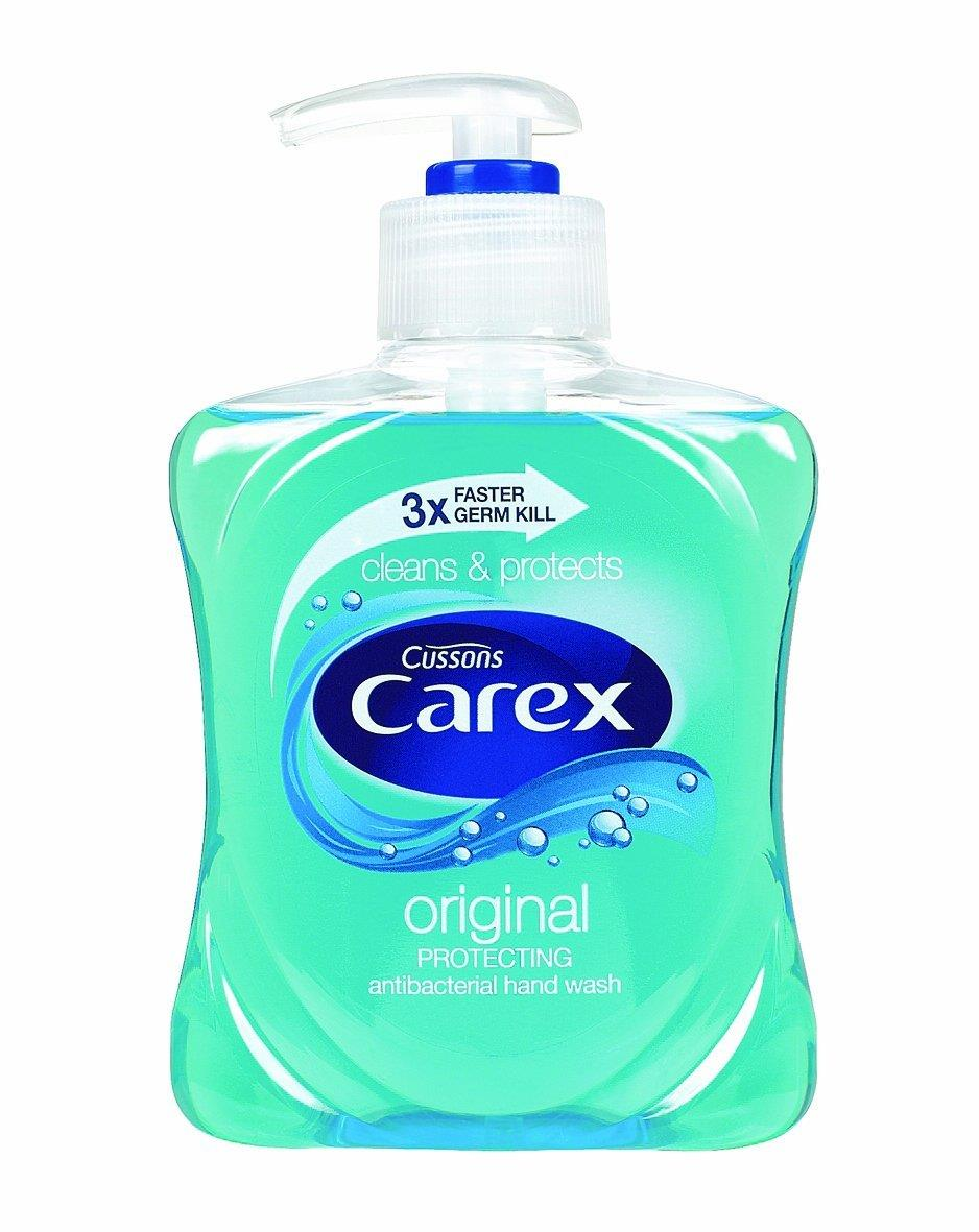 Carex Anti Bac Hand Soap Wessex Fixings